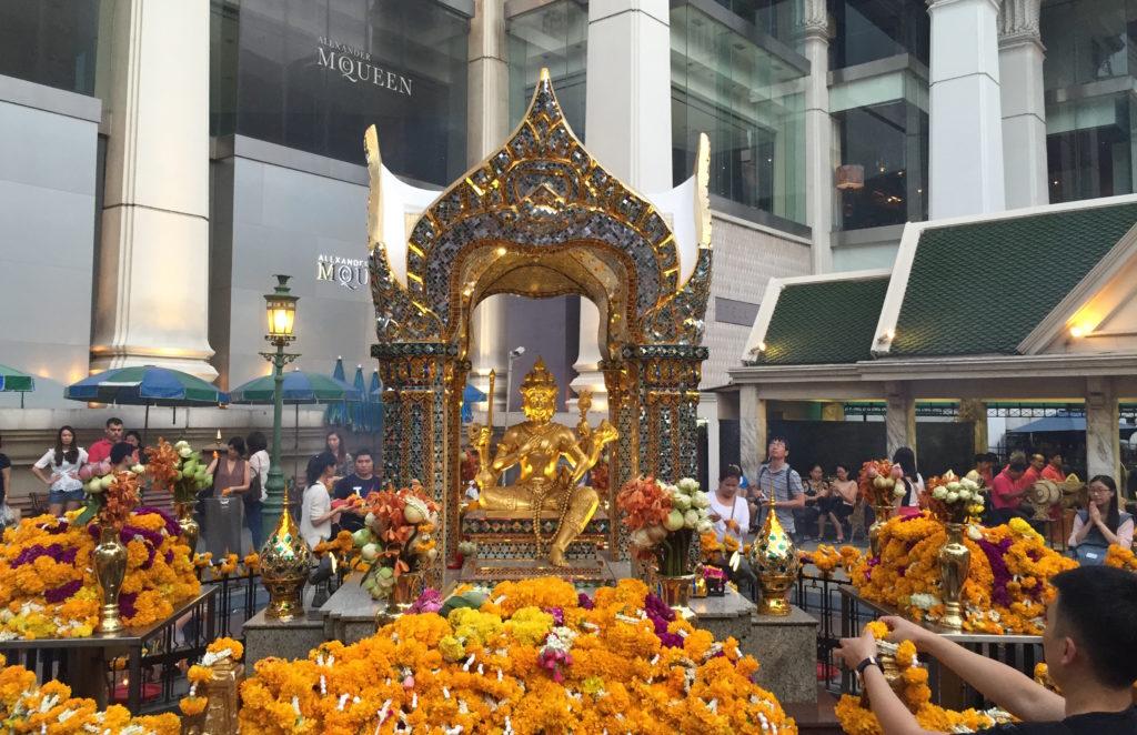 Tempio Erawan, Bangkok