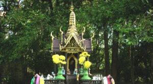 Casa degli spiriti, Chiang Mai