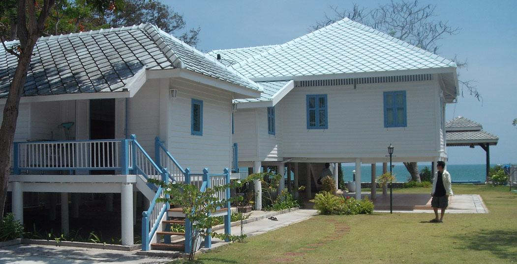 Villa in stile sul mare, Hua Hin