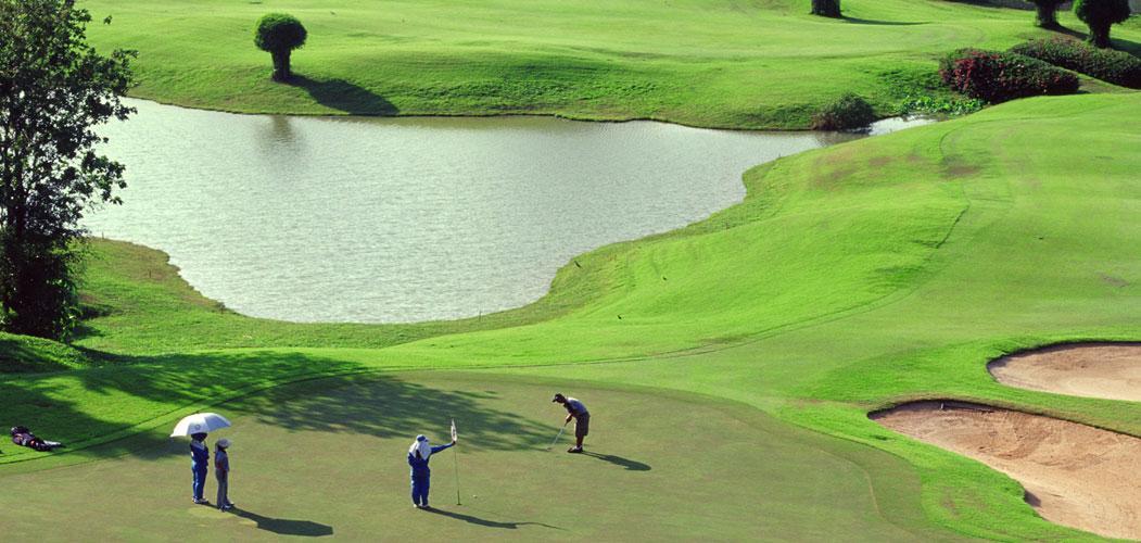 Golf Thailandia