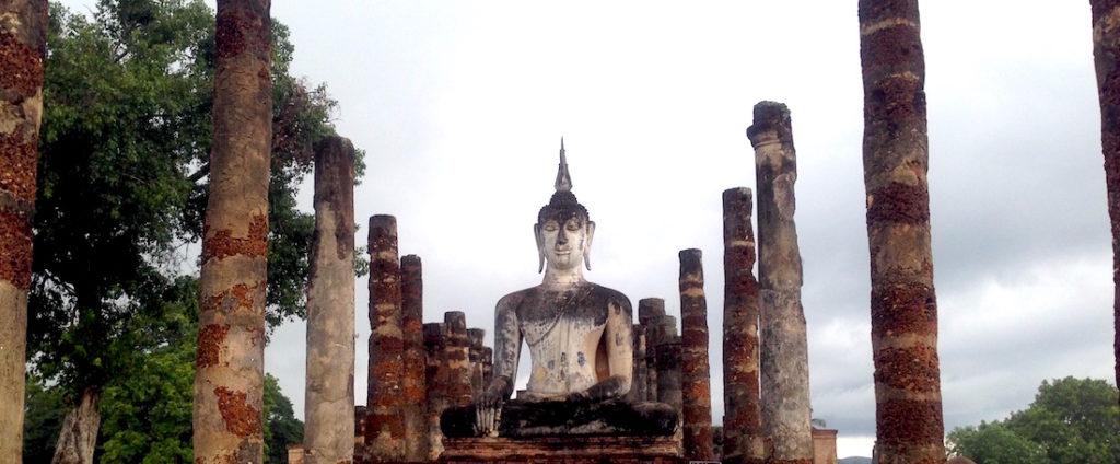 Sukhothai, Wat Mahathat