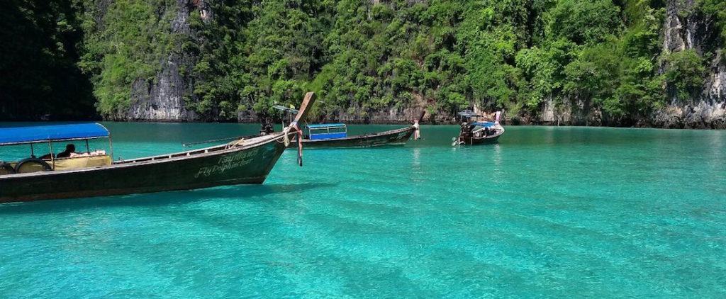 Phi Phi laguna