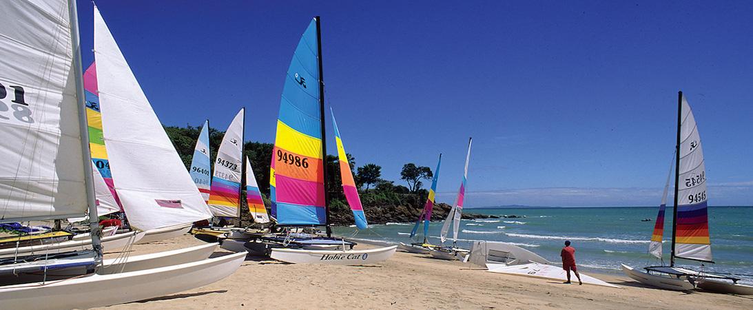 Sailing. Pattaya
