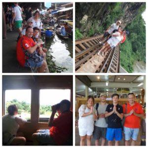 Tour famiglia Speranza-De Giacomi