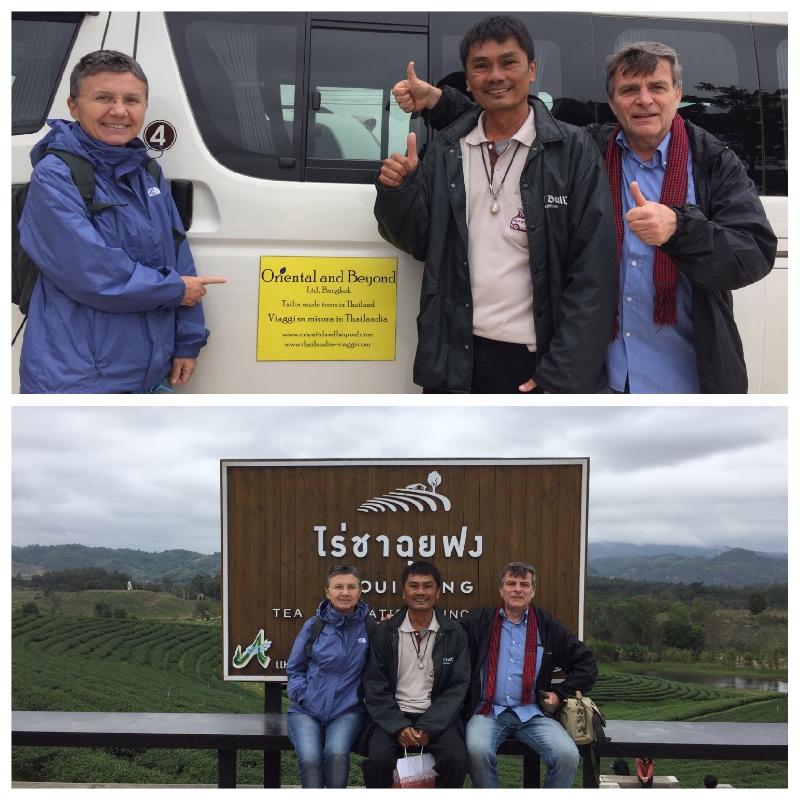 Tour Nord della Thailandia con solo autista