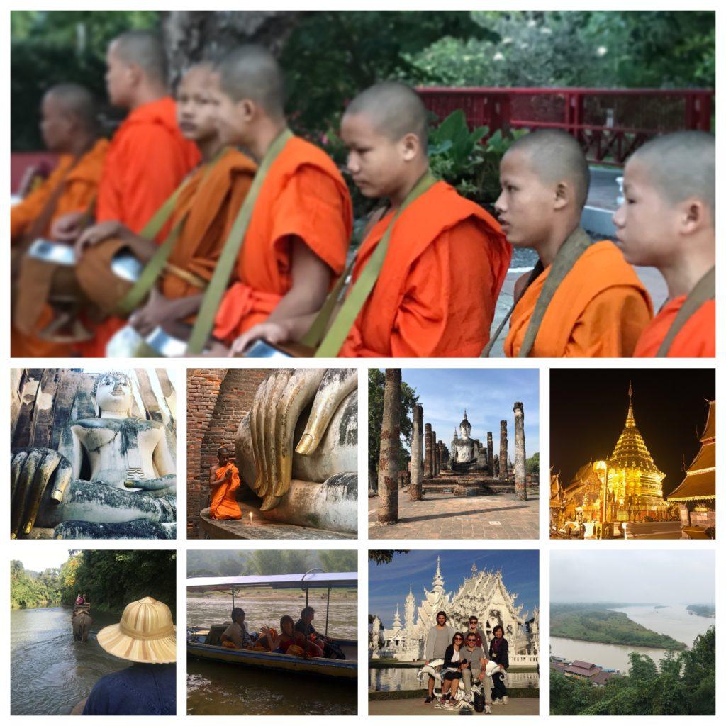 Tour panoramico Nord Thailandia: Sukhothai, Chiang Mai, Chiang Dao, Chiang Rai.