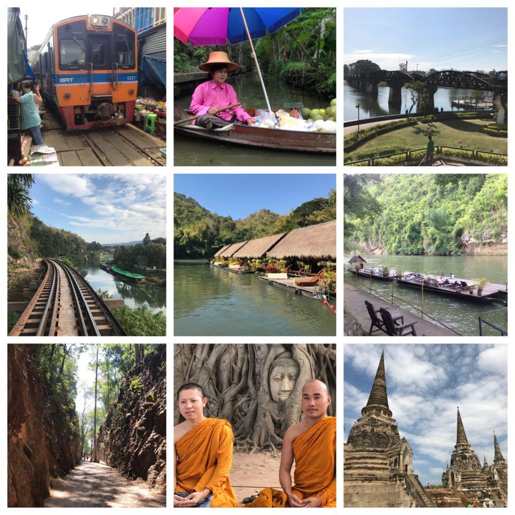 Foto tour panoramico Thailandia